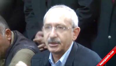Kılıçdaroğlu vatandaşa cevap veremedi