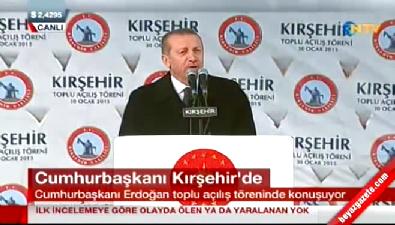 Cumhurbaşkanı Erdoğan: Kılavuzu Karga Olanın...