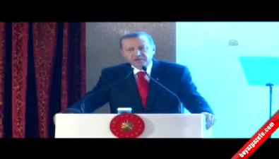 Erdoğan: Merkez Bankası'nı bir kez daha eleştirdi