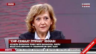 Birgül Ayman Güler'den bomba açıklamalar