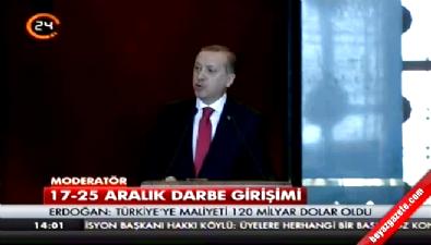 Cumhurbaşkanı Erdoğan 4 eski bakan hakkında konuştu