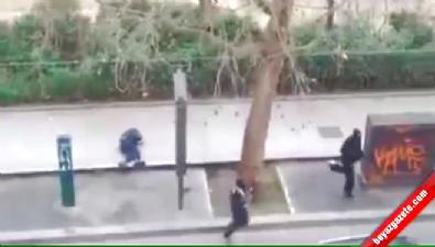 Charlie Hebdo Dergisine Silahlı Saldır anı