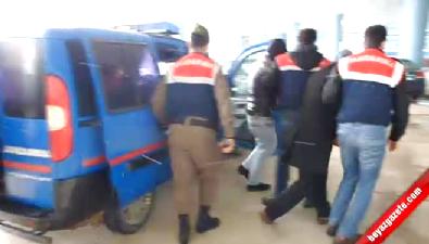 Jandarma, 16 yaşındaki lise öğrencisi Ant Sekban'ı kaçıranları yakaladı