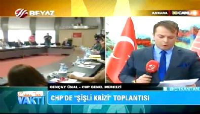 Emir Sarıgül meclis üyeleriyle toplantı mı yaptı?