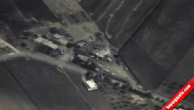 Rusya Suriye'de 30 hedefi vurdu