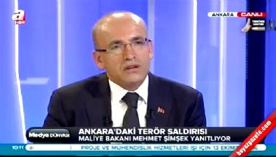 Mehmet Şimşek, terörün maliyeye etkilerini ve Ak Parti'nin ekonomik vaatlerini değerlendiriyor !