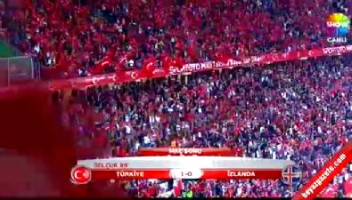Milli Takım'da maç sonu müthiş sevinç