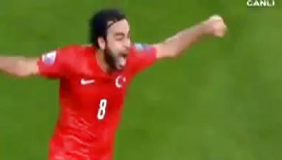 Selçuk'un golü Azeri spikeri çıldırttı!