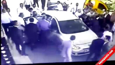 MHP'lilerden çirkin saldırı