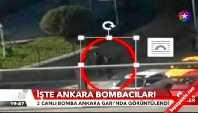 İşte Ankara bombacıları