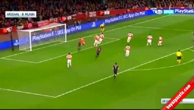 Arsenal 2-0 Bayern Münih