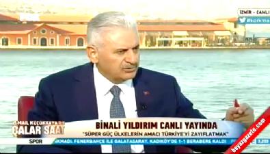 Binali Yıldırım: HDP çözüm süreci sayesinde büyüdü