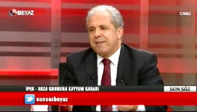 Şamil Tayyar: Tanal ilkesi olmayan siyasetçi