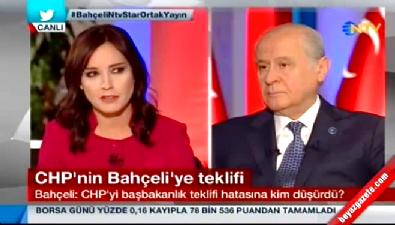 MHP lideri Bahçeli'den çanta açıklaması