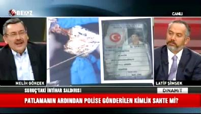 Gökçek:Suruç olayını PKK yapmıştır