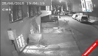 HDP'ye destek vermeyen kürt yazara silahlı saldırı kamerada