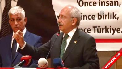 GAFMAN Kılıçdaroğlu yine gaf yaptı