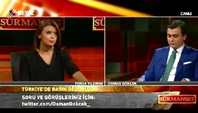 Osman Gökçek: Sabah ve Star'a yapılan saldırılara tepki konulmakta eksik kalındı