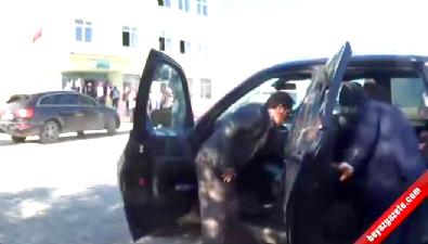 AK Parti Iğdır Milletvekili Adayı Nurettin Aras'a saldırı