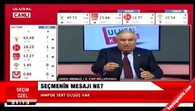 Şahin Mengü'den Kılıçdaroğlu'na istifa et çağrısı