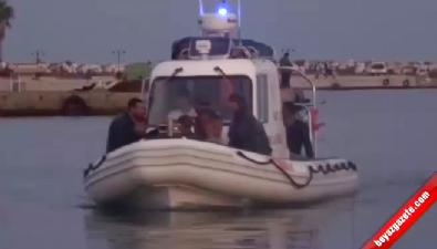 Ege'de tekne battı