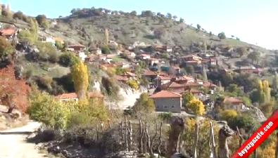 Altın bulunan köy çok mutlu