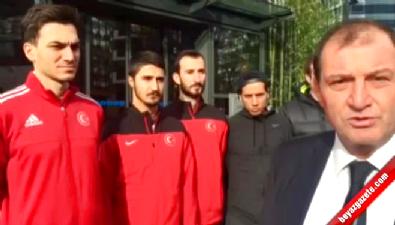 Türkiye Tekvando Milli Takımı Paris'te mahsur kaldı