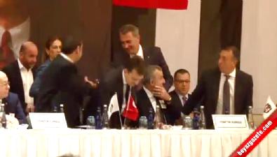 Beşiktaş'ta Divan Kurulu Toplantısı başladı