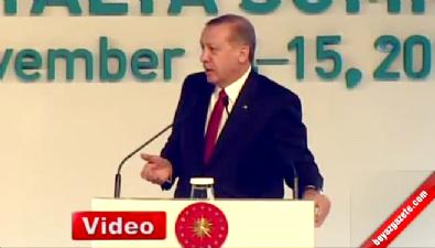 Erdoğan: 'Biraz az kazanın'