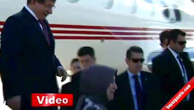 Davutoğlu G-20 için Antalya'da!
