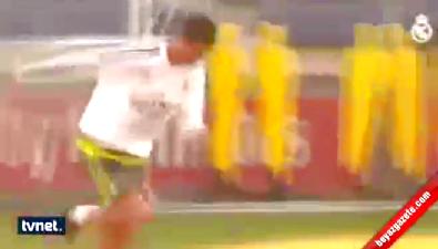 Ronaldo durmuyor !