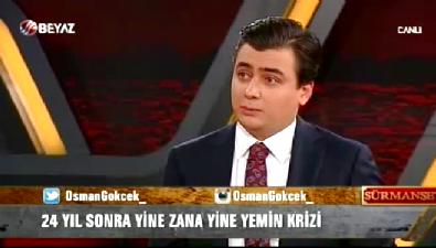 Osman Gökçek: Yazın bir kenara... Leyla Zana yemin edecek