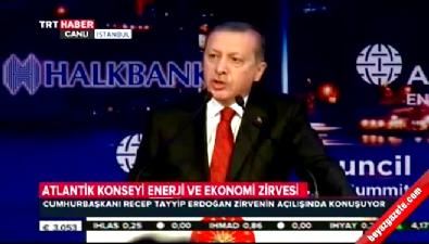 Cumhurbaşkanı Erdoğan: Türkiye onurlu mücadelesinde yalnız bırakıldı