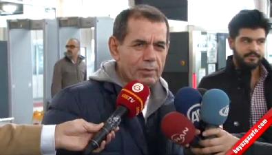 Dursun Özbek: Lizbon'a kazanmaya gidiyoruz