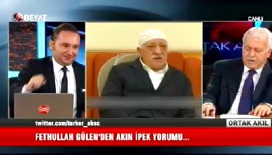 Hüseyin Gülerce, Fetullah Gülen'in Akın İpek sohbetini yorumladı