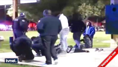 ABD'de silahlı saldırı: 16 kişi yaralı