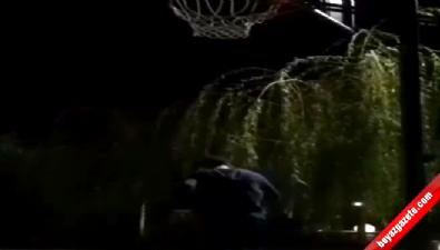 barcelona - Arda Turan'dan basket şov