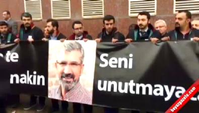 Diyarbakır Baro Başkanı Tahir Elçi'nin Cenazesi Morgdan Alındı