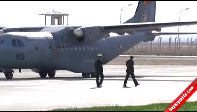 Rus Pilotun Cenazesi Askeri Törenle Uğurlandı