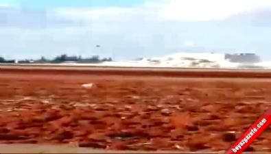 Rus uçakları ekmek fırınını vurdu