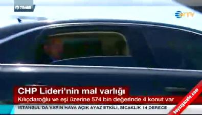 Kılıçdaroğlu, mal varlığı beyannamesini güncelledi