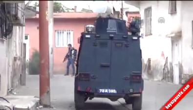 Cizre'de Adliye Sarayı'na roketatarlı saldırı