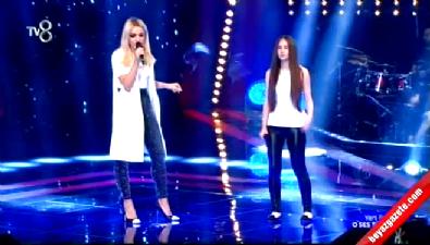 Türkan Kürşad 'Listen' Performansı İle Büyüledi / O Ses Türkiye