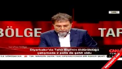 Kışanak SMS attı, Ahmet Hakan KJ değiştirdi