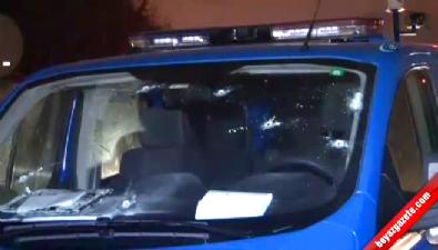 İstanbul Nurtepe'de askeri araca silahlı saldırı