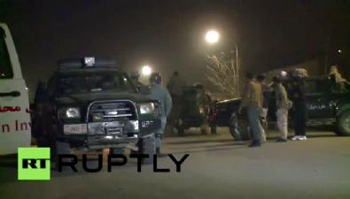 Taliban, İspanyol Büyükelçiliği'ne saldırdı