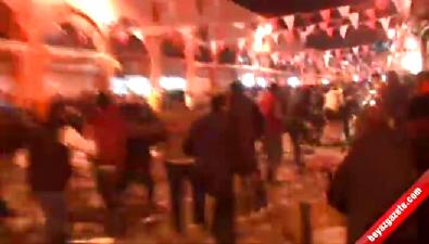 Adana'da pompalı tüfekle saldırı