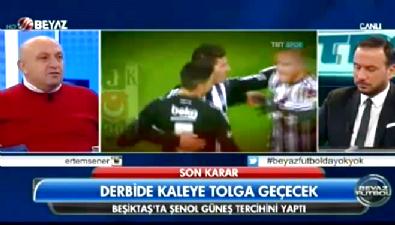 Sinan Engin: Beşiktaş taraftarı Tolga'ya sahip çıkmak zorunda