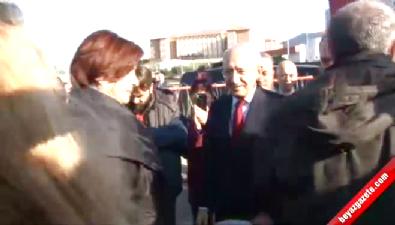 Kılıçdaroğlu, Can Dündar ve Erdem Gül'ü ziyaret etti
