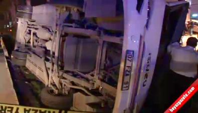 Antalya'da 'Sevgili' kazası: 20 yaralı